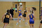 20130701 College Netball - Wellington Girls College v Upper Hutt College