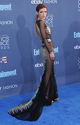 Bella Thorne  bei der Verleihung der 22. Critics' Choice Awards in Los Angeles / 111216