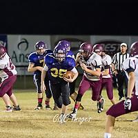 10-6-16 Berryville Jr High vs Lincoln