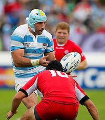 Palmerston North-Rugby, RWC, Argentina v Georgia