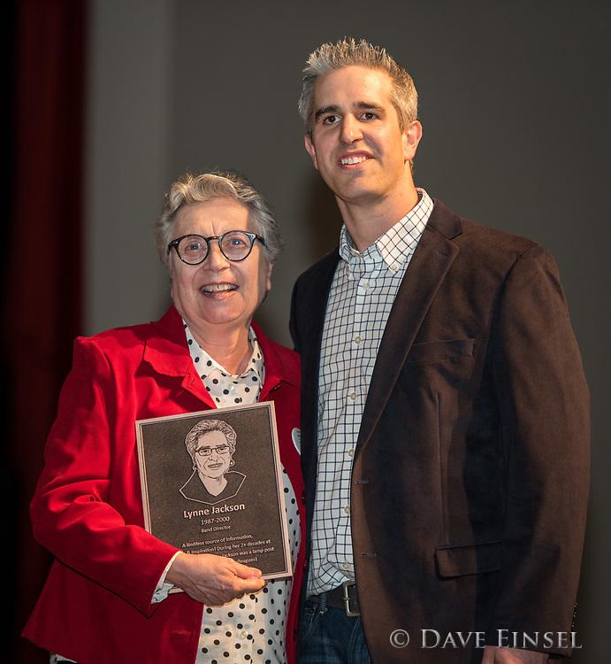 JJ Pearce High School 50th anniversary celebration, March 24, 2018.