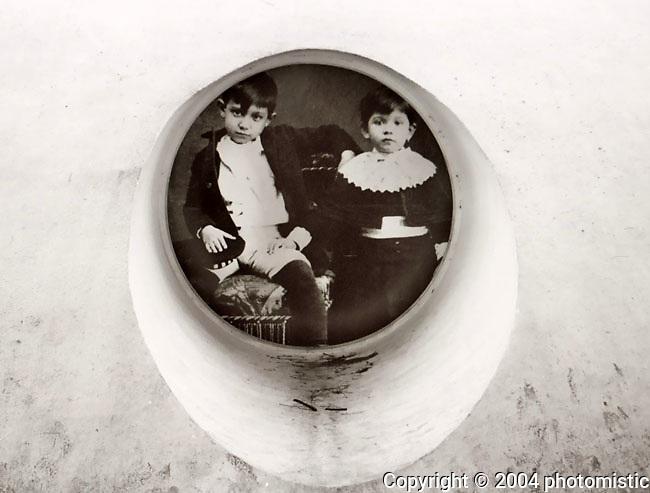 picasso childhood photo
