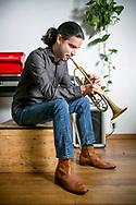 Muzikant Sam Vloemans