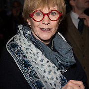 Anne Robinson Arriver at the Quiz press night at Noel Coward Theatre, London, UKress night , Noel Coward Theatre
