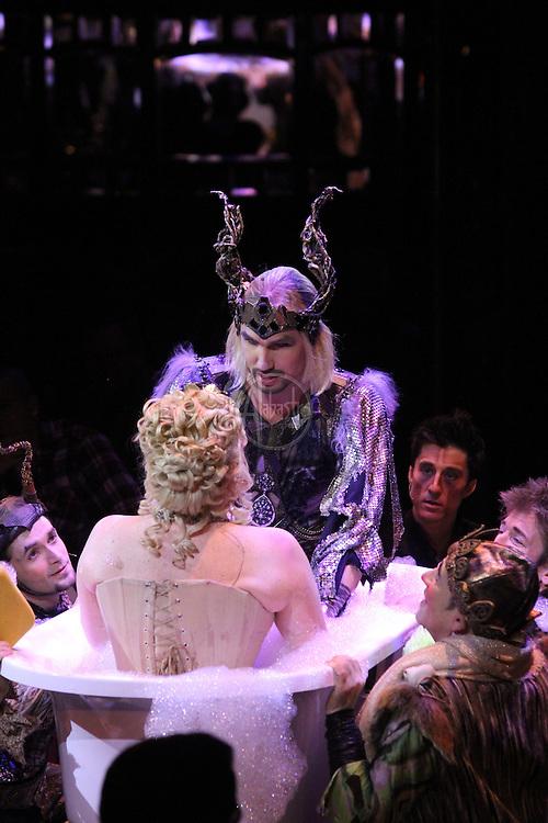 """Teatro Zinzanni """"Dinner at Wotan's"""""""
