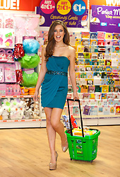 Repro Free:.Top model Rozanna Purcell is pictured at the opening of the new Dealz store in Dundrum making this the nineteenth Dealz store to open to date. ..Dealz Dundrum, situated at Unit G12, Dundrum Village Centre, Dundrum, Dublin 16, is creating 30 jobs in the Dundrum area, bringing the total number of jobs created in Ireland to over 540. ..The new store has over 5,941 sq ft of retail space and offers customers a wide range of branded products from health and beauty, food and drink to clothing accessories. Dealz is proudly supporting Irish suppliers and are stocking a range of products produced in Ireland, such as milk, eggs, crisps and cakes...Commenting at the new store opening, Dealz Senior Business Manager Leonard Brassel said:  ?We are very excited to be expanding the Dealz portfolio in Ireland with the opening of our new store in Dundrum today. The new store in Dundrum is the nineteenth Dealz store to open in Ireland and has created 30 new jobs for the Dublin area. Dealz is committed to bringing amazing value every day to customers and we are looking forward to expanding further across the Republic of Ireland. Dealz Dundrum will offer customers everything they need including great seasonal ranges for Back to School and Halloween.?..ENDS..For further information, please contact:.Suzanne Cairns and Ciara O' Connell, WHPR, 01 6690030.086 8945635 (SC) and 087 6260244 (CO'C).suzanne.cairns@ogilvy.com / ciara.o'connell@ogilvy.com..