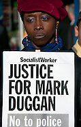 Vigil for Mark Duggan: the shooting that triggered the riots11.01.14