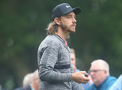 May 25, 2018 - Surrey, United Kingdom - Tommy Fleetwood (ENG).during The BMW PGA Championship Round 2 at Wentworth Club Virgnia Water, Surrey, United Kingdom on 25 May 2018  (Credit Image: © Kieran Galvin/NurPhoto via ZUMA Press)