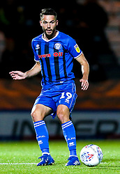 Bradden Inman of Rochdale - Mandatory by-line: Robbie Stephenson/JMP - 02/10/2018 - FOOTBALL - Crown Oil Arena - Rochdale, England - Rochdale v Bristol Rovers - Sky Bet League One