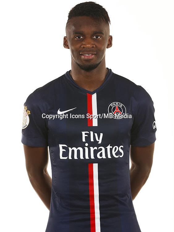 Jean Christophe BAHEBECK - 07.10.2014 - Portrait Officiel - Paris Saint Germain -<br /> Photo : Gavelle / PSG / Icon Sport