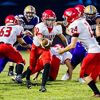 1st Half of Berryville vs. Green Forest - Carroll County Super Bowl- (09-18-15)