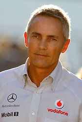 Motorsports / Formula 1: World Championship 2010, GP of Italy, Martin Whitmarsh (ENG, Teamchef Vodafone McLaren Mercedes)