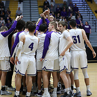 Men's Basketball: Guilford College Quakers vs. University of St. Thomas (Minnesota) Tommies