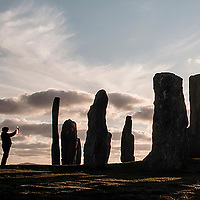 Picture by Christian Cooksey/CookseyPix.com and Braeside Photography<br /> <br /> The Callanish Stones, Isle of Lewis, Western Isles, Scotland.<br /> <br /> <br /> <br /> <br />  <br /> <br /> <br /> All rights reserved. For full terms and conditions see www.cookseypix.com. Free first use.