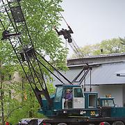 AGC-Crane Training
