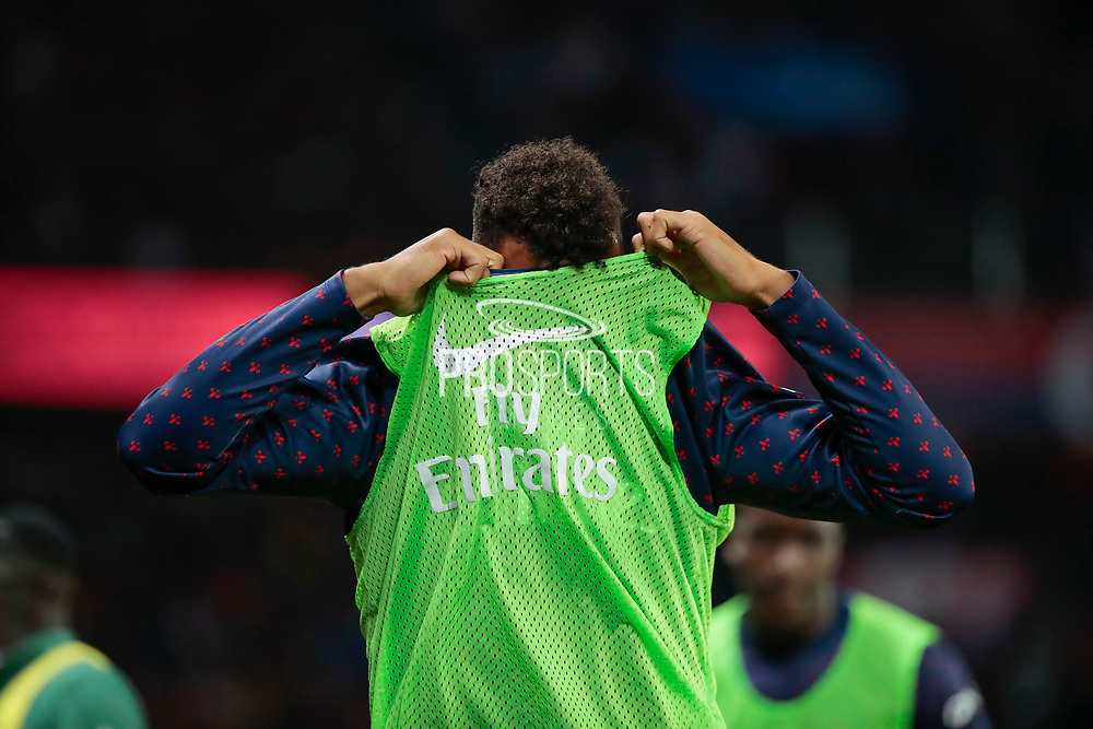 Eric-Maxim Choupo-Moting (PSG) during the French Championship Ligue 1 football match between Paris Saint-Germain and AS Saint-Etienne on September 14, 2018 at Parc des Princes stadium in Paris, France - Photo Stephane Allaman / ProSportsImages / DPPI