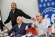 Jorge Larrañaga y Pablo Abdala