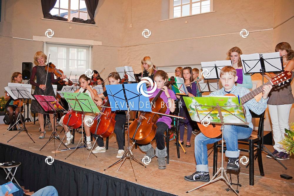 ZALTBOMMEL - In het Gasthuiskapel was weer een concert georganiseerd met Emmy Verhey, dit festival is een jaarlijks terugkerend evenement. FOTO LYA CATTEL - PERSFOTO.NU