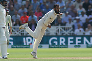 Adil Rashid of England during the 3rd International Test Match 2018 match between England and India at Trent Bridge, West Bridgford, United Kingdon on 18 August 2018.