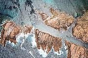 Canal Rocks - @Martine Perret - Margaret River aerial shot 13 December 2013