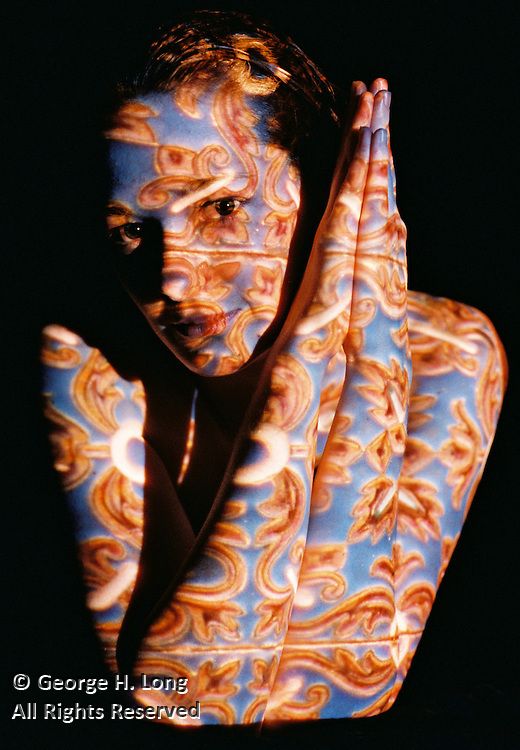Nude Projection Series by George Long