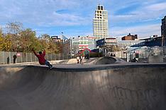 Skatepark Pier 62, NYC