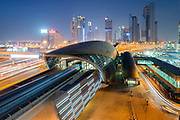 Dubai Metro-Aedas<br /> Dubai / UAE<br /> The world's largest and most advanced automated passenger transit project. 74 km long, 47 stations.