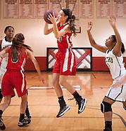 Metro HS vs Visitation Academy girls' basketball