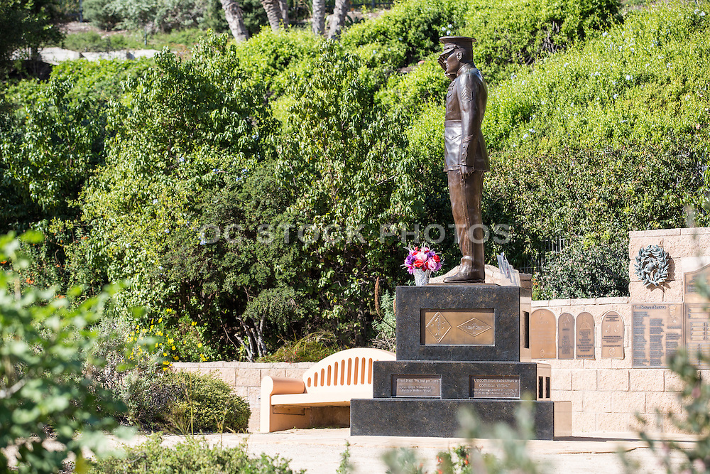 The Marine Monument at Park Semper Fi San Clemente