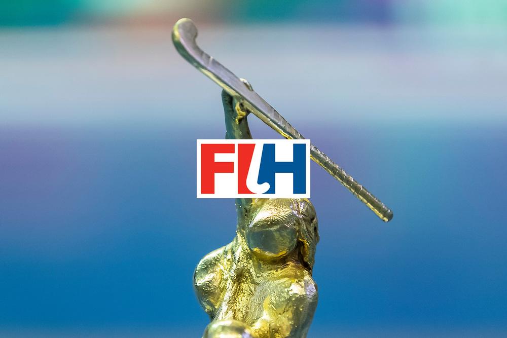 Hockey, Seizoen 2017-2018, 11-02-2018, Berlijn,  Max-Schmeling Halle, WK Zaalhockey 2018 Heren, Finale Duitsland - Oostenrijk 3-3, Oostenrijk wint na shootouts, Wereldbeker Dames
