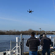 UML Regatta Drone Work, Stills