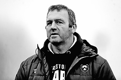 Bristol Bears Academy head coach Mike Hall looks on-Mandatory by-line: Nizaam Jones/JMP- 05/01/2019 - RUGBY - North Bristol RFC - Bristol, England - Bristol Academy U18 v Exeter Chiefs U18-U18 Academy League