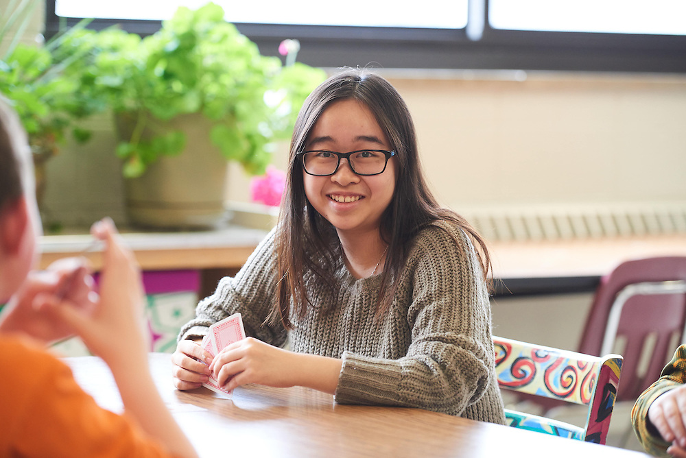 Activity; Type of Photography; Candid; Objects; Chair; Location; Classroom; Community Service; Time/Weather; day; Spring; March; School of Education Logan Middle School Tutor; People; Student Students; UWL UW-L UW-La Crosse University of Wisconsin-La Crosse; Yuyan Chen; Diversity