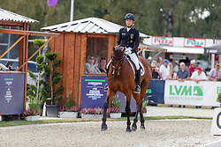 KLIMKE Ingrid(GER), SAP Hale Bob OLD<br /> Luhmühlen - LONGINES FEI Eventing European Championships 2019<br /> Teilprüfung Dressur 4. Teil CCI4*<br /> Dressage CH-EU-CCI4*-L: 4th part<br /> 30. August 2019<br /> © www.sportfotos-lafrentz.de/Stefan Lafrentz