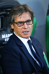 September 5, 2017 - Reggio Emilia, Italy - Italy Team Manager Gabriele Oriali during the FIFA World Cup 2018 qualification football match between Italy and Israel at Mapei Stadium in Reggio Emilia on September 5, 2017. (Credit Image: © Matteo Ciambelli/NurPhoto via ZUMA Press)