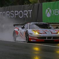 #60, Ferrari 458 Italia, Formula Racing, driven by, Jonny Laursen, Mikel Mac, Christina Nielsen, 24 Heures Du Mans , 16/06/2016,