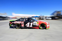 September 14, 2018 - Las Vegas, NV, U.S. - LAS VEGAS, NV - SEPTEMBER 14: Kurt Busch (41) Monster Energy Stewart-Haas Racing Ford Fusion during practice for the South Point 400 Monster Energy NASCAR Cup Series Playoff Race on September 14, 2018 at Las Vegas Motor Speedway in Las Vegas, NV. (Photo by David Griffin/Icon Sportswire) (Credit Image: © David Griffin/Icon SMI via ZUMA Press)