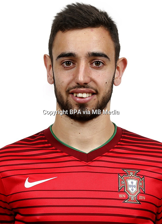 Fifa Men&acute;s Tournament - Olympic Games Rio 2016 - <br /> Portugal National Team - <br /> Bruno Fernandes