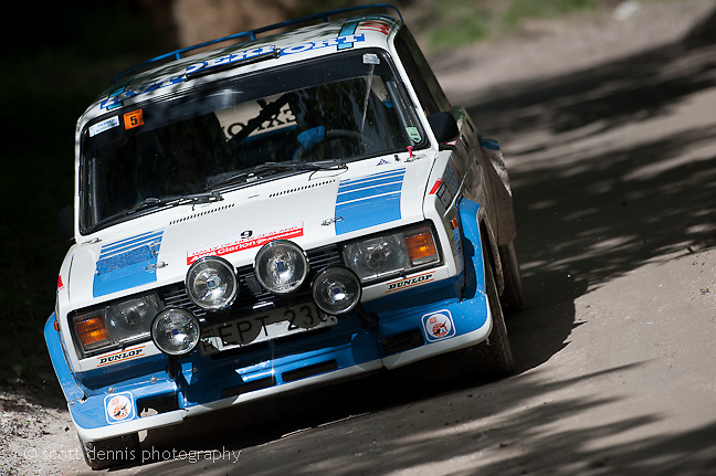 Goodwood Festival of Speed 2012 - Lada VFTS