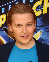 May 2, 2019 - New York City, New York, U.S. - RONAN FARROW attends the US premiere of Pokemon Detective Pikachu held at Military Island Times Square. (Credit Image: © Nancy Kaszerman/ZUMA Wire)