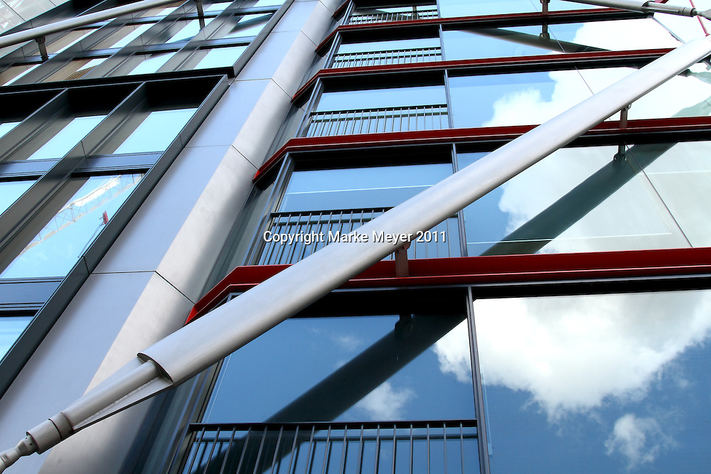 Limited edition A1 or A3 Art Prints on Archival canvas or Archival Paper for delivery worlwide. This is a series of Structural Abstractions focusing on contemporary buildings with a veiw to create bold compositions that challenge the pictoral plane and redefine visual space at the expense of realistic representation.
