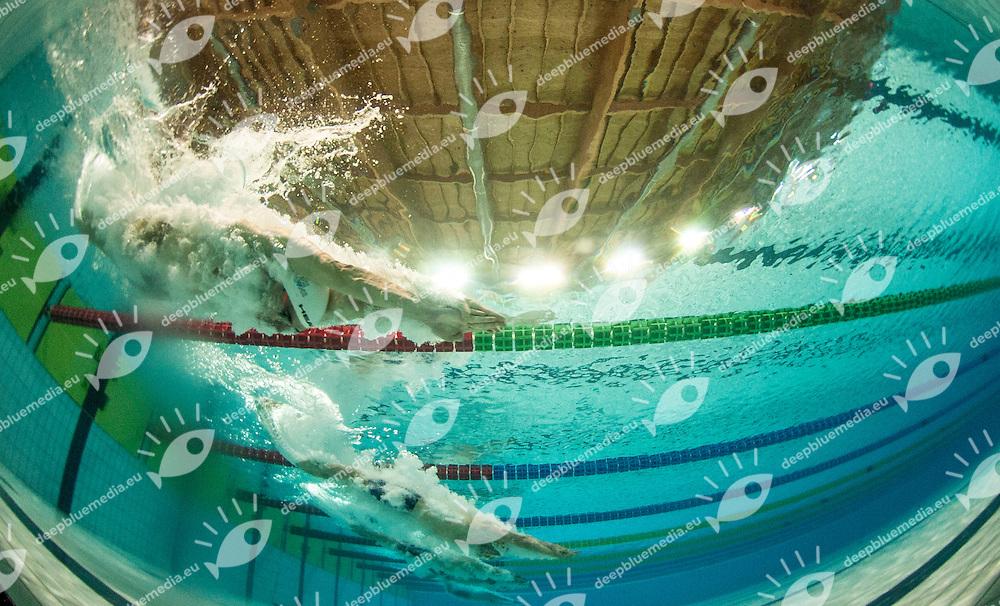 FERRONI DennyNuoto Cl.Azzurra 91 - BO<br /> 100m farfalla uomini batterie<br /> Campionati Italiani Assoluti Nuoto Primaverili<br /> Riccione  Italy 8 - 12/04/2013<br /> Day 02<br /> Photo Diego Montano/Deepbluemedia/Insidefoto