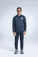 **EXCLUSIVE**Portrait of head coach Fabio Capello of Jiangsu Suning F.C. for the 2018 Chinese Football Association Super League, in Nanjing city, east China's Jiangsu province, 23 February 2018.