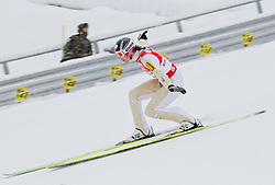 17.12.2011, Casino Arena, Seefeld, AUT, FIS Nordische Kombination, Ski Springen HS 109, im Bild Haavard Klemetsen (NOR) // Haavard Klemetsen of Norway during Ski jumping at FIS Nordic Combined World Cup in Sefeld, Austria on 20111211. EXPA Pictures © 2011, PhotoCredit: EXPA/ P.Rinderer