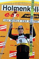 Biathlon, 09. december 2004, World Cup, Oslo,  Sven Fischer, Germany