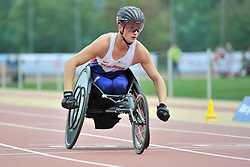 04/08/2017; Boardman, Craig, T34, GBR at 2017 World Para Athletics Junior Championships, Nottwil, Switzerland