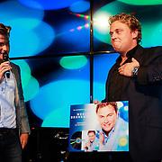 NLD/Amsterdam/20131014 - Cd presentatie Wesly Bronkhorst,