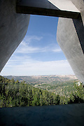 Yad Vashem Holocaust Memorial museum.