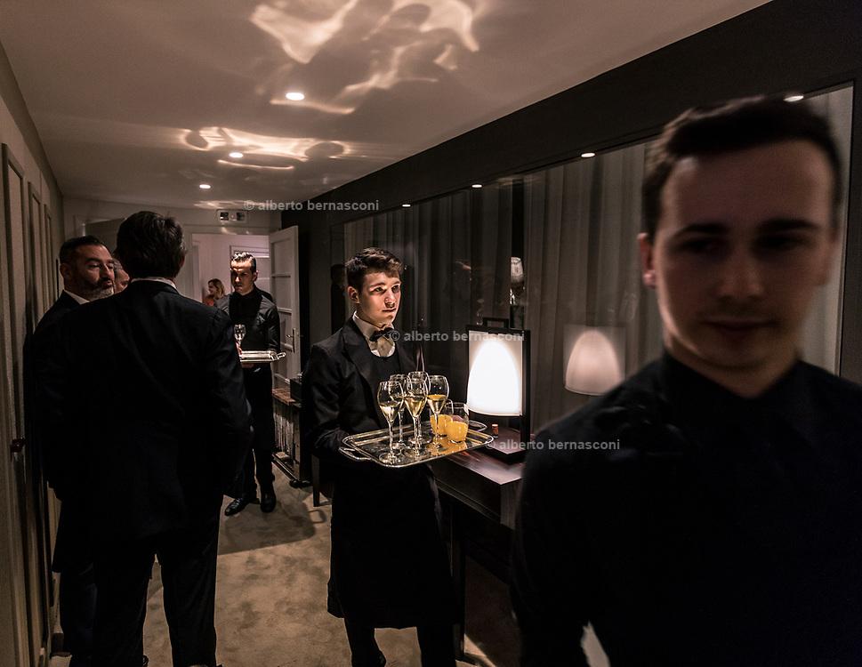 Milan,Design Week, Giorgetti event