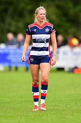 Charlotte Holland of Bristol Ladies  - Mandatory by-line: Craig Thomas/JMP - 17/09/2017 - Rugby - Cleve Rugby Ground  - Bristol, England - Bristol Ladies  v Richmond Ladies - Women's Premier 15s